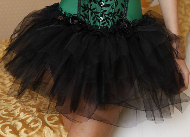 Wholesale Ballerina Style Mesh Skirt SEP561