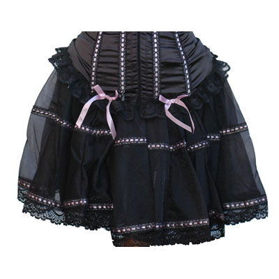 Wholesale Corset Skirt SEP559