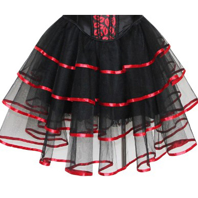Wholesale Red Petticoat SEP557