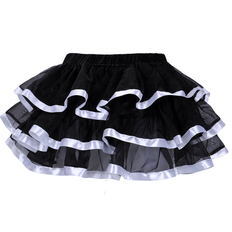 Wholesale Small Mini Tiered Pettiskirt SEP528