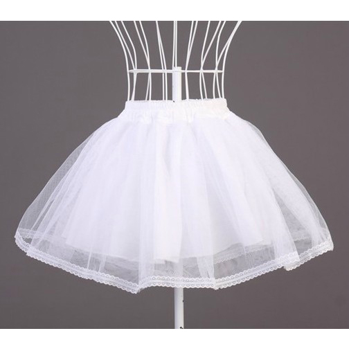 Wholesale White petticoat SEP516