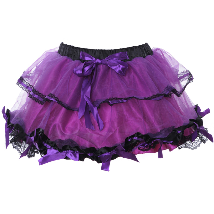 Wholesale mesh petticoat SEP549
