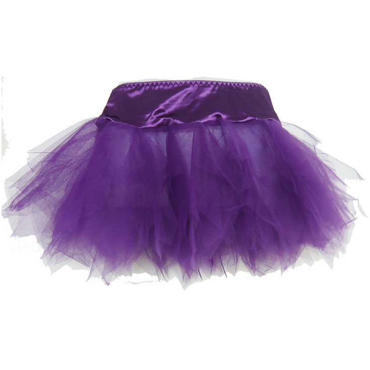 Wholesale purple mini Skirt SEP566