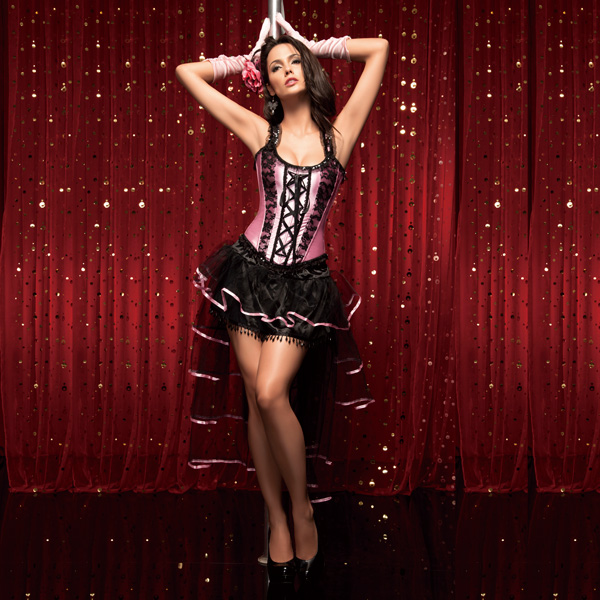 Wholesale Burlesque Queen Costume CPS514