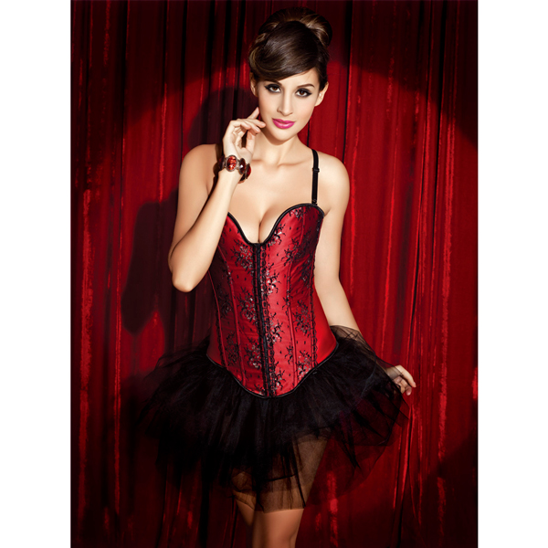 Wholesale corset & pettiskirt CPS552