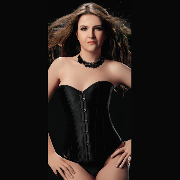 Wholesale Black Corset OUC1139