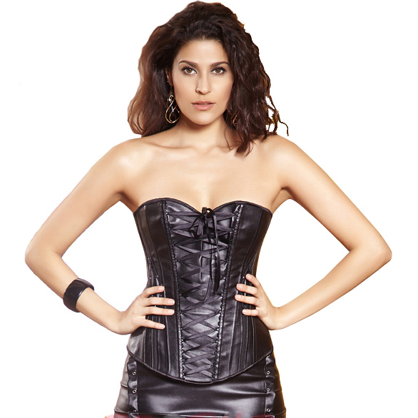 Wholesale Lace-up Cinch Corset OUC521
