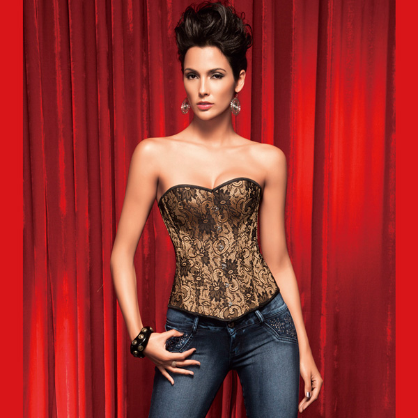 Wholesale Pajama Party Corset OUC757