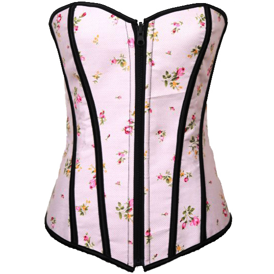 Wholesale Reversible Corset Set OUC627