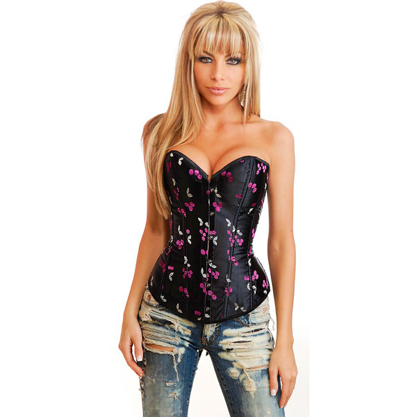 Wholesale Sexy Bustier Corsets OUC1060