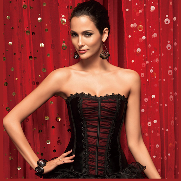 Wholesale Stapless corset OUC700
