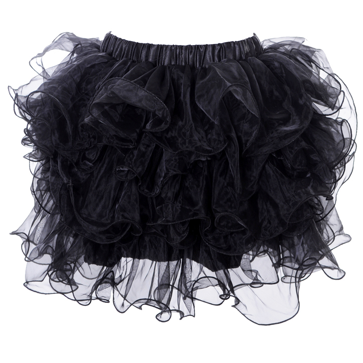 Wholesale Black mini Skirt SEP540