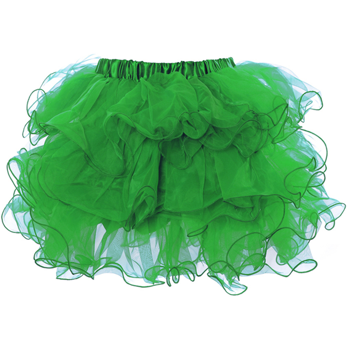 Wholesale Tutu Skirt green SEP543