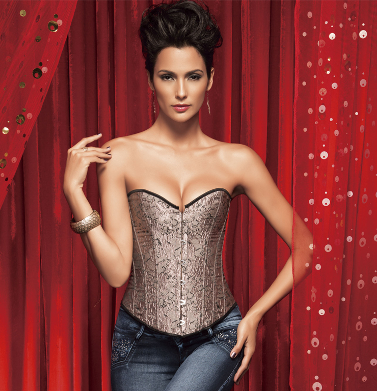 Wholesale Steel Boning Corset OUC655
