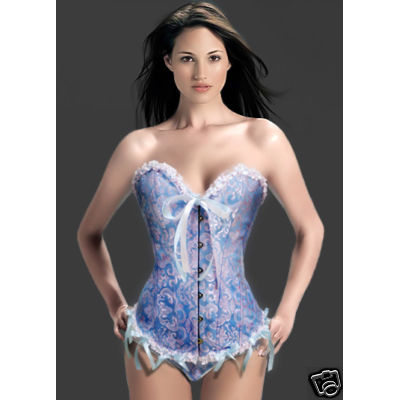 Wholesale The Duchess Burlesque Corset OUC977